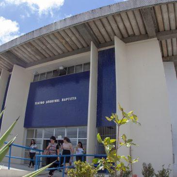 Teatro Lourival Baptista passará por reforma e adequações
